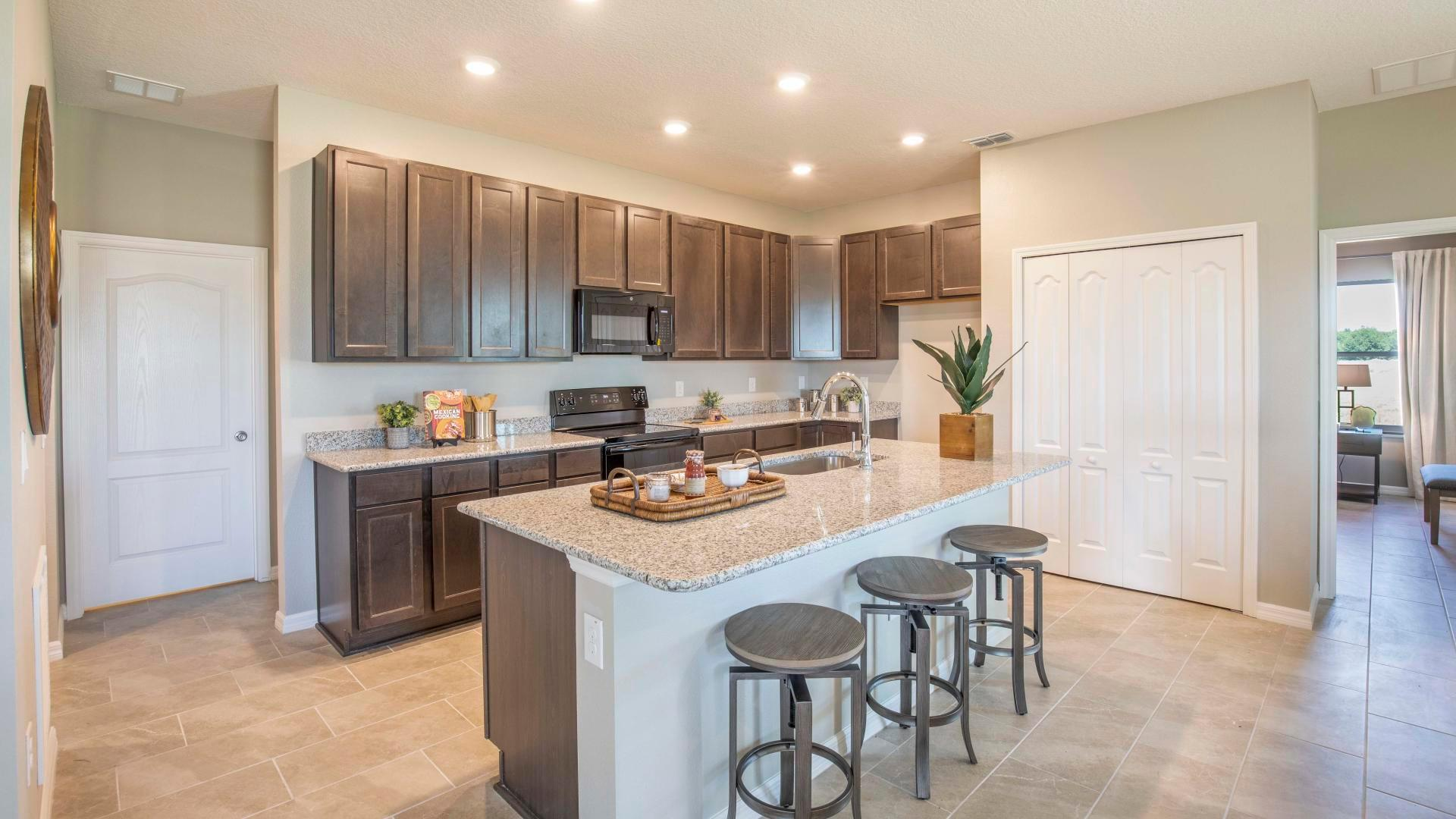 Kitchen featured in the Ashton By Maronda Homes in Indian River County, FL