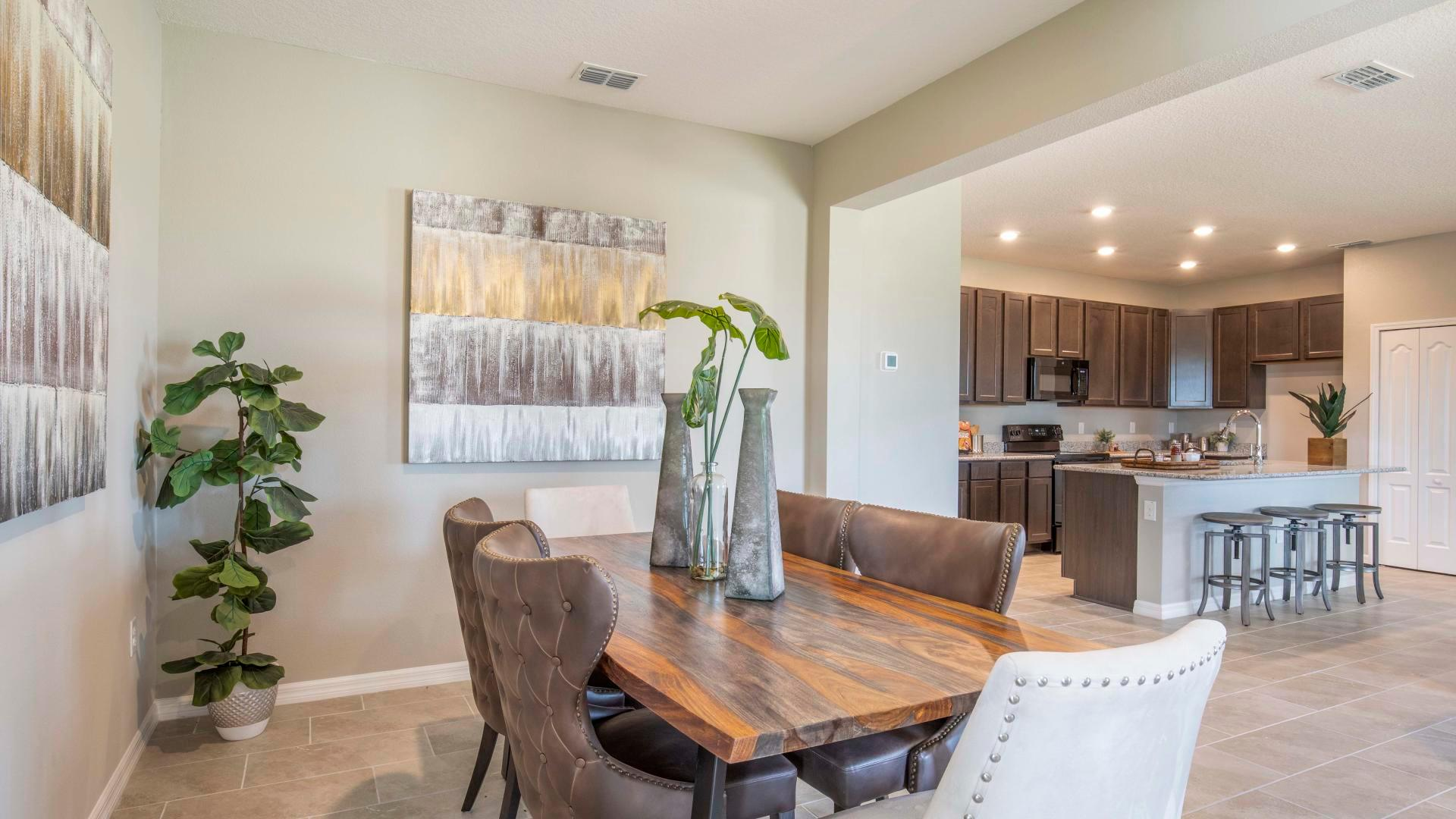 Living Area featured in the Ashton By Maronda Homes in Indian River County, FL