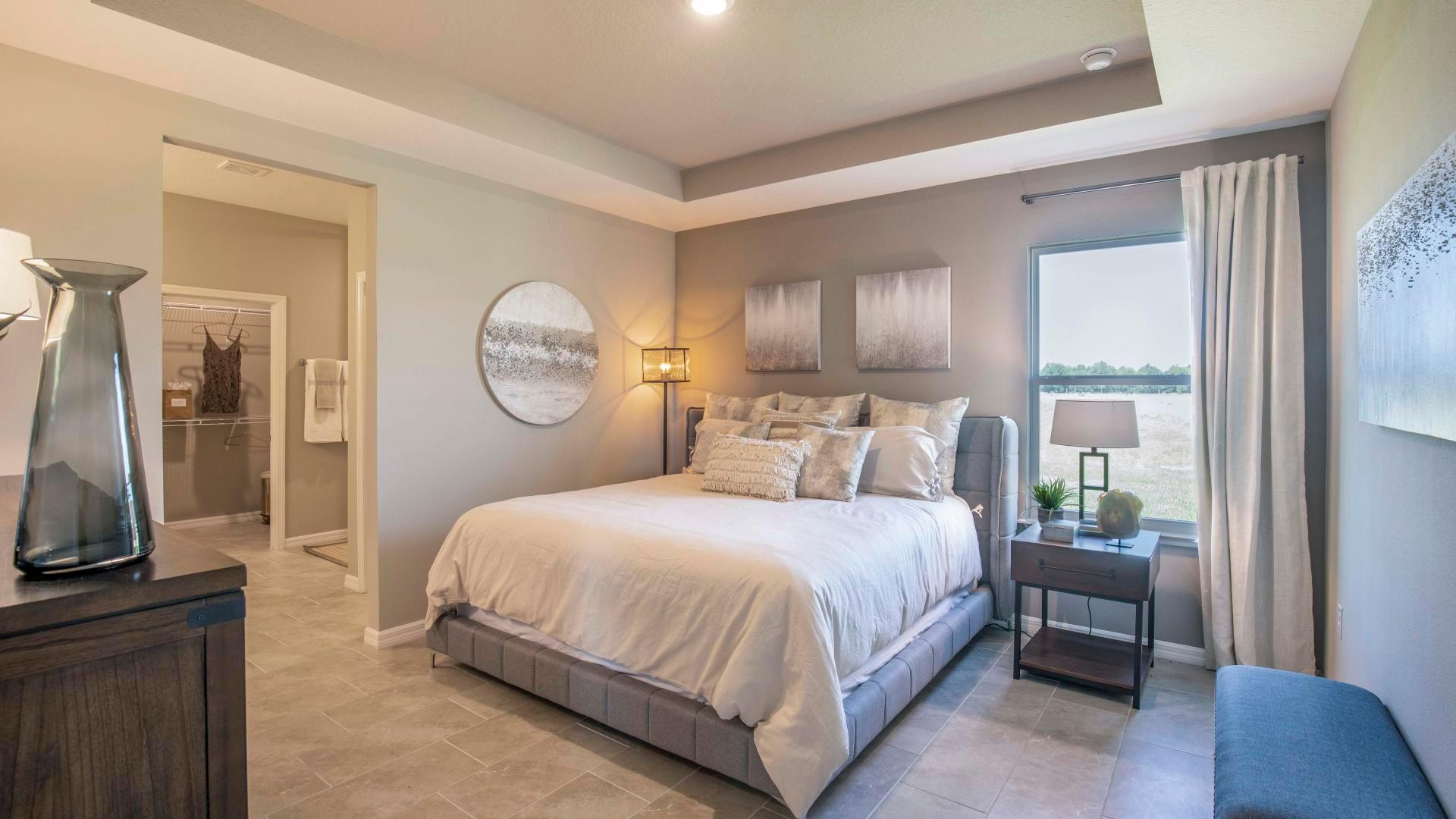 Bedroom featured in the Ashton By Maronda Homes in Lakeland-Winter Haven, FL