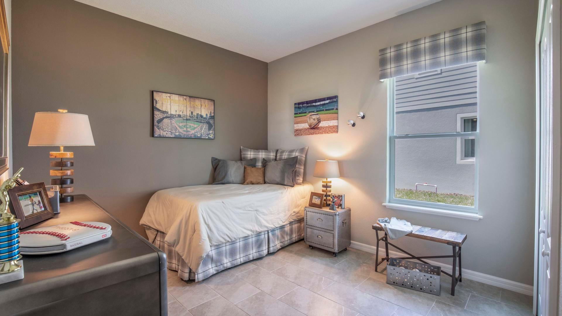 Bedroom featured in the Ashton By Maronda Homes in Indian River County, FL