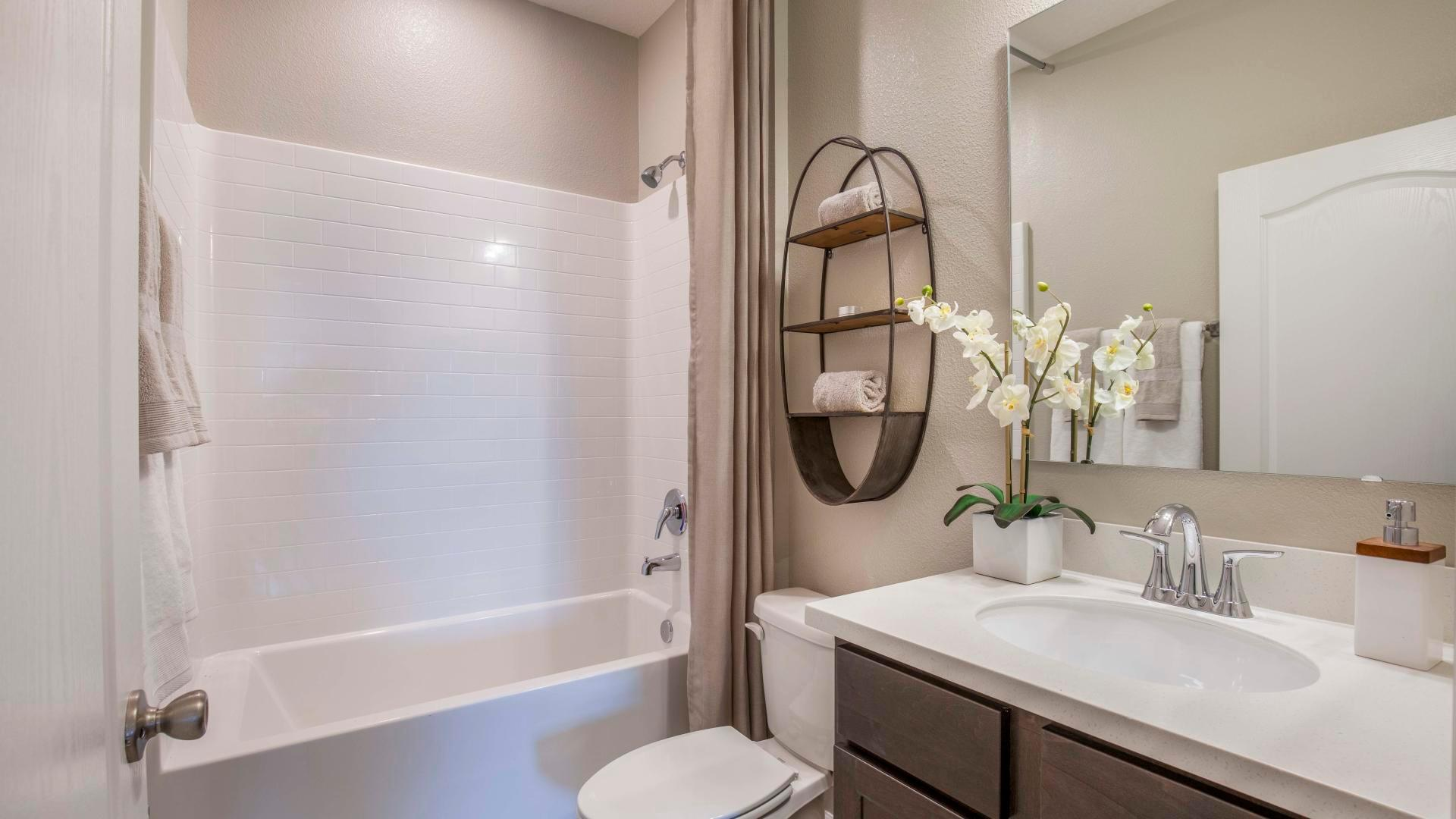 Bathroom featured in the Ashton By Maronda Homes in Melbourne, FL