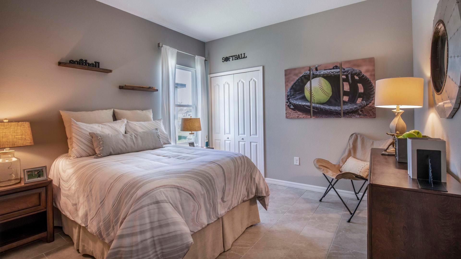 Bedroom featured in the Ashton By Maronda Homes in Melbourne, FL