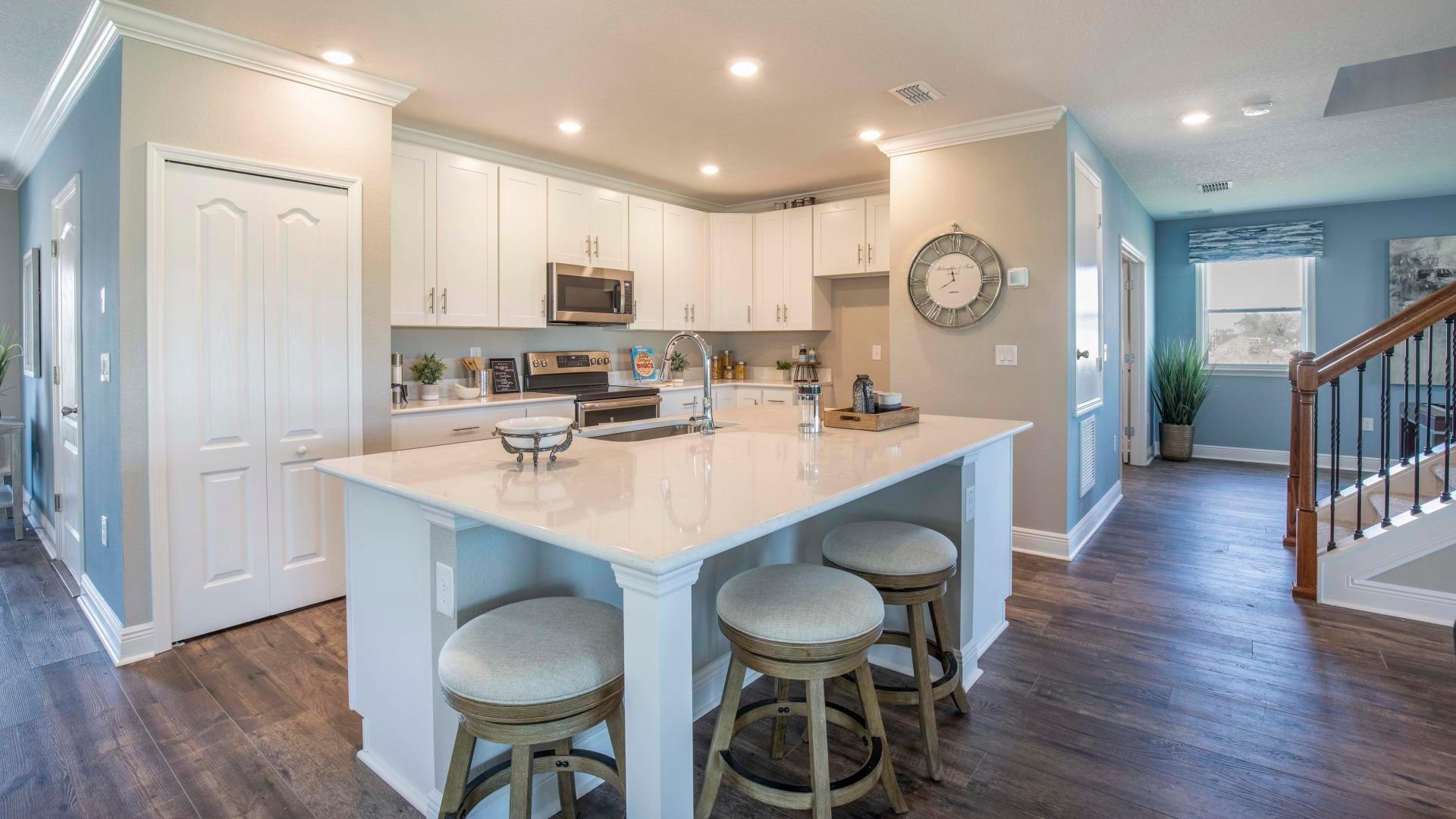 Kitchen featured in the Columbus By Maronda Homes in Daytona Beach, FL