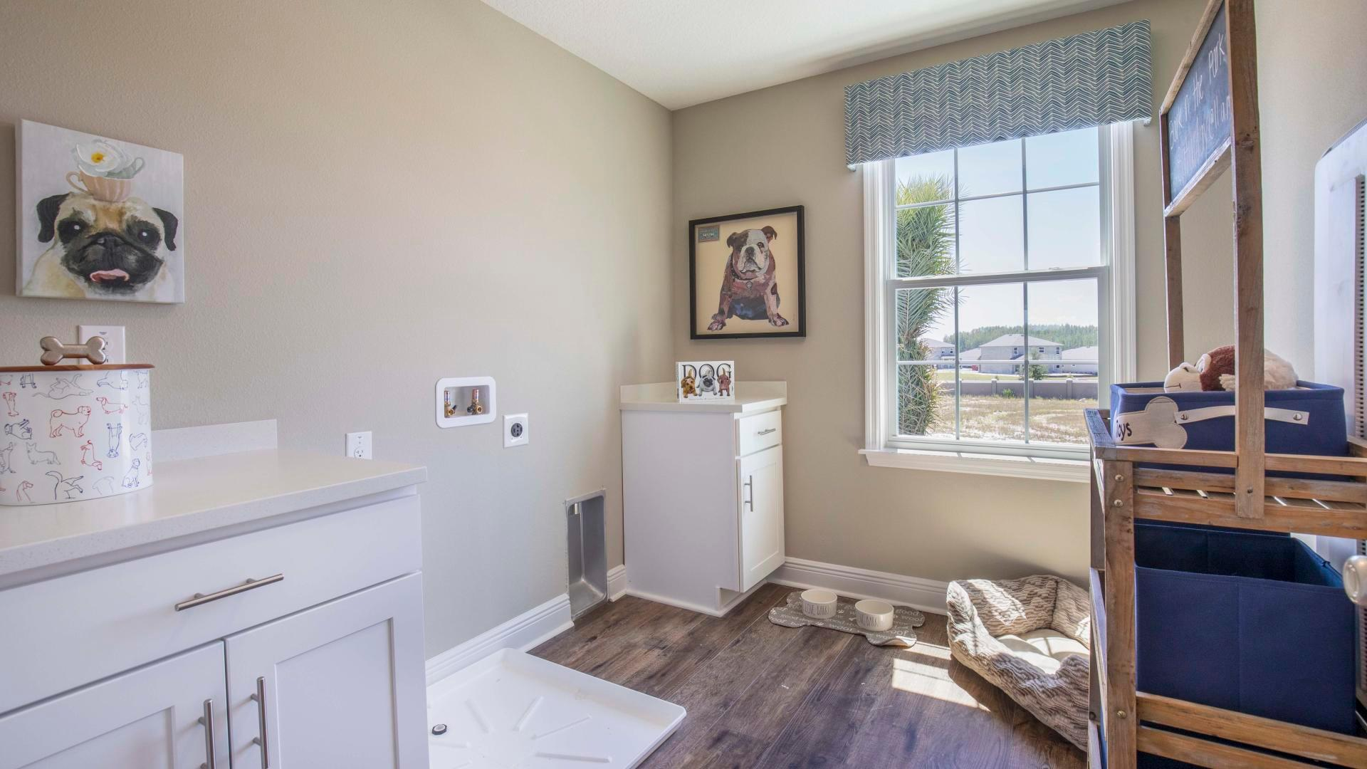 Living Area featured in the Columbus By Maronda Homes in Gainesville, FL