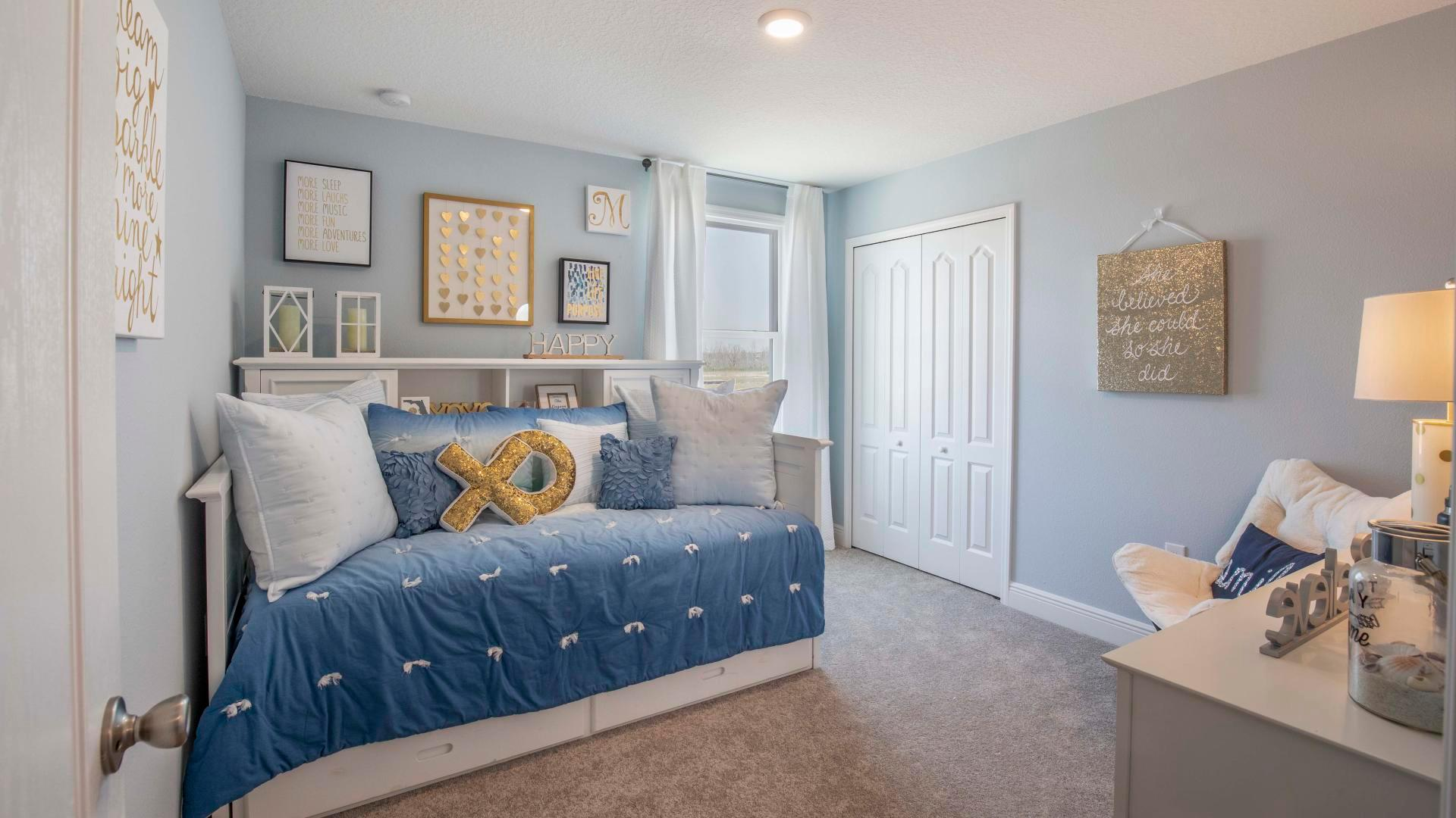 Bedroom featured in the Columbus By Maronda Homes in Melbourne, FL