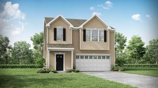 Irving - Sussex Place: Grove City, Ohio - Maronda Homes