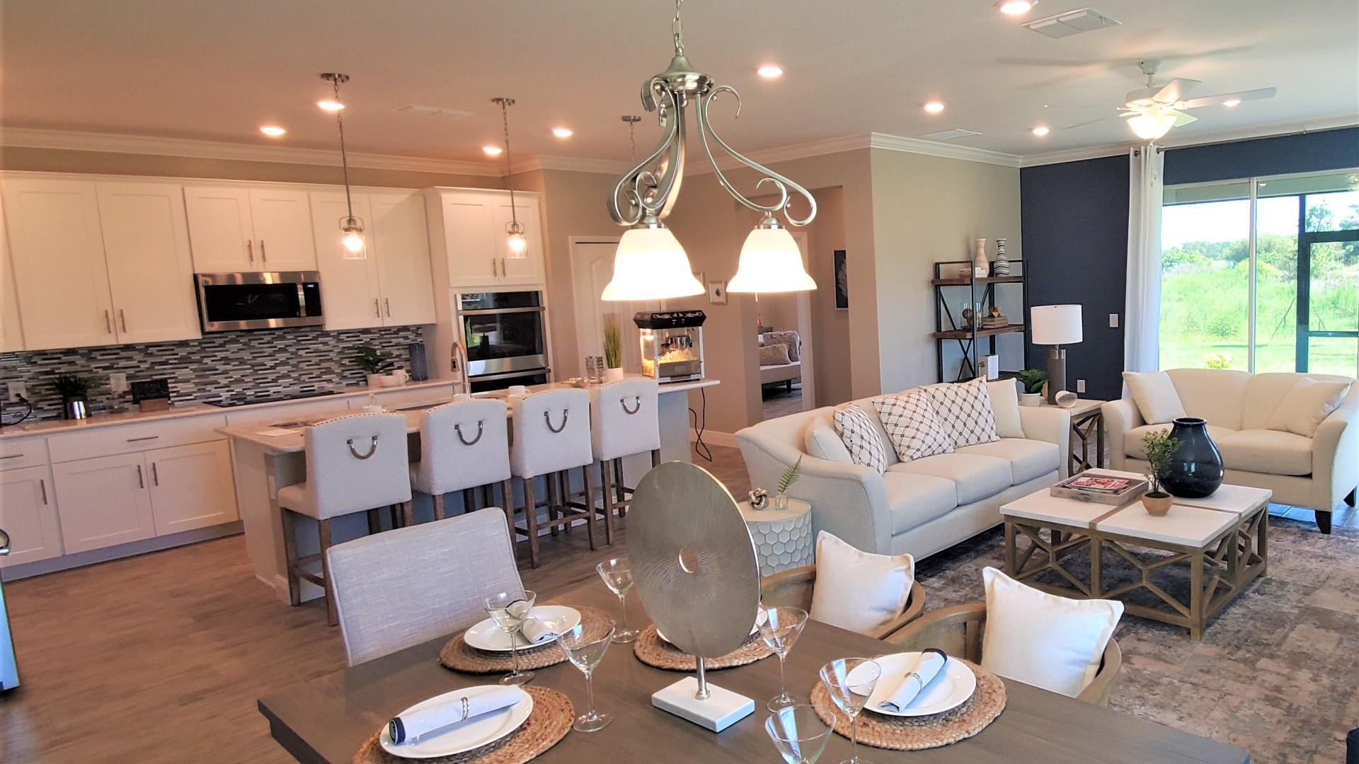 Living Area featured in the Miramar By Maronda Homes in Fort Myers, FL
