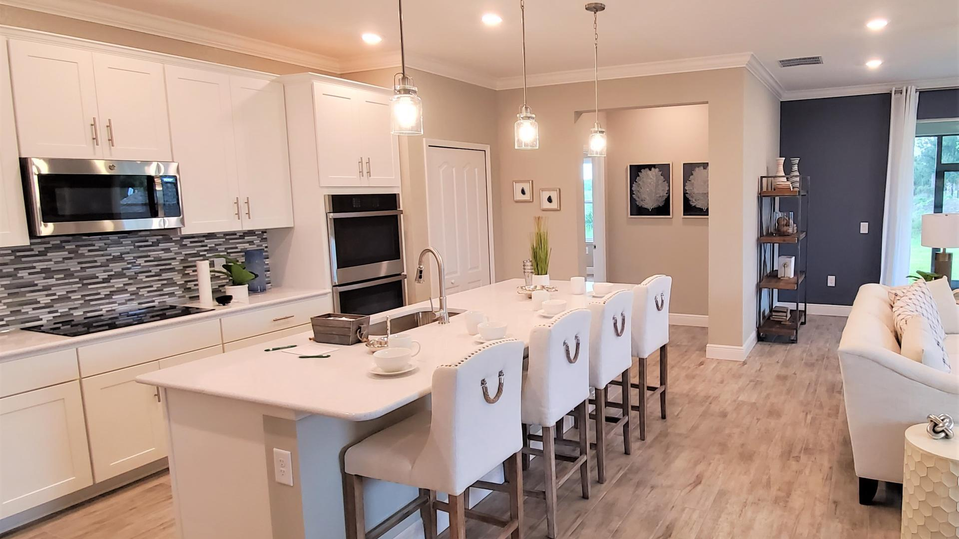 Kitchen featured in the Miramar By Maronda Homes in Fort Myers, FL