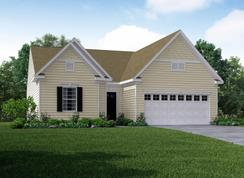 Sanibel - Ashton Crossing: Ashville, Ohio - Maronda Homes