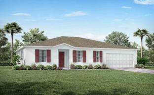 New Smyrna And Edgewater by Maronda Homes in Daytona Beach Florida