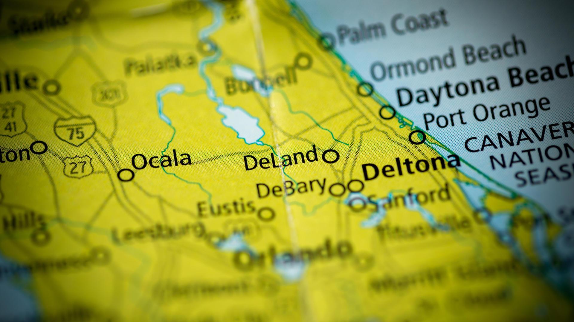 'Deland' by MARONDA - ORLANDO WEST in Daytona Beach