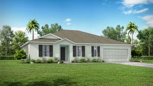 Willow - New Smyrna And Edgewater: New Smyrna Beach, Florida - Maronda Homes