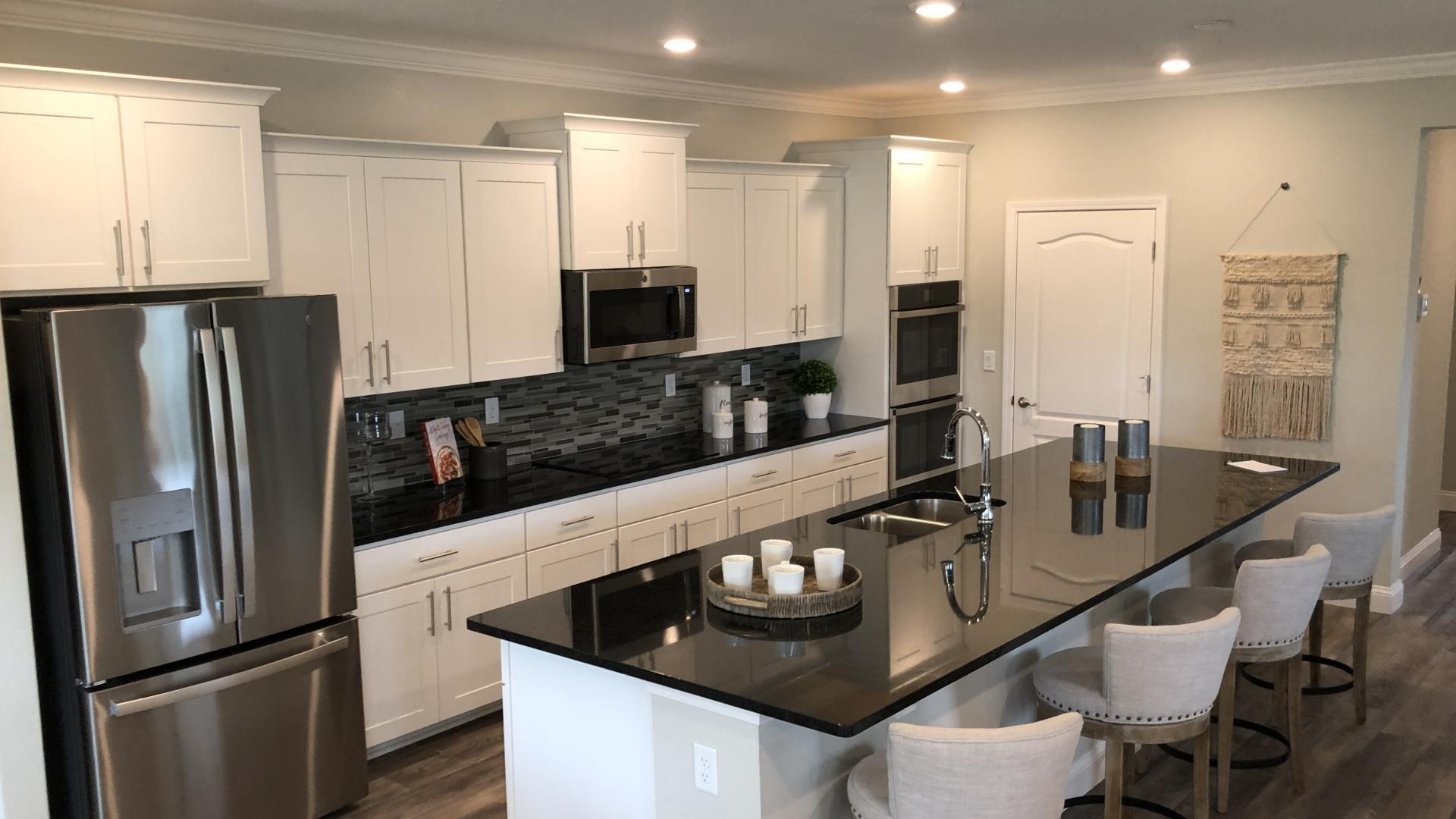 Kitchen featured in the Venice By Maronda Homes in Jacksonville-St. Augustine, GA