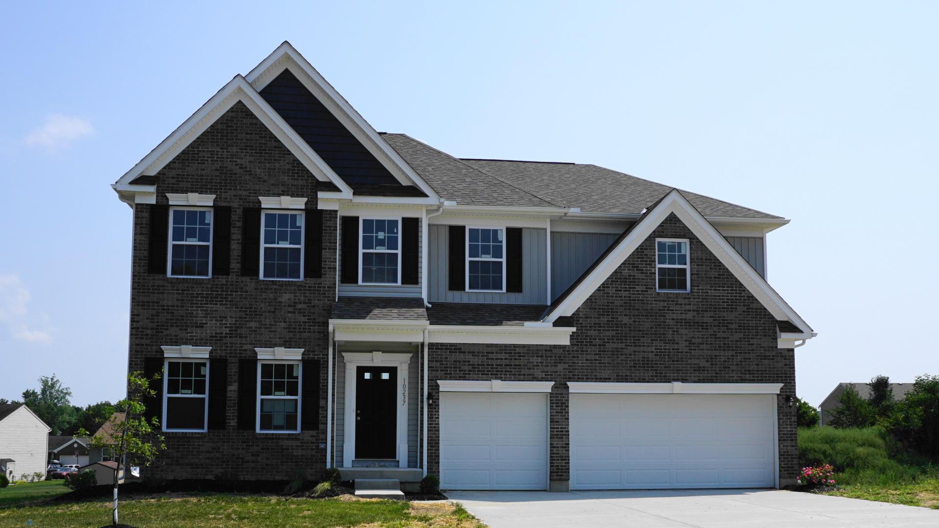 Exterior featured in the Truman By Maronda Homes in Cincinnati, KY