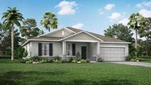 Mesquite - Palm Bay: Palm Bay, Florida - Maronda Homes