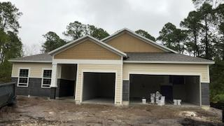 Exterior featured in the Wilmington By Maronda Homes in Jacksonville-St. Augustine, GA