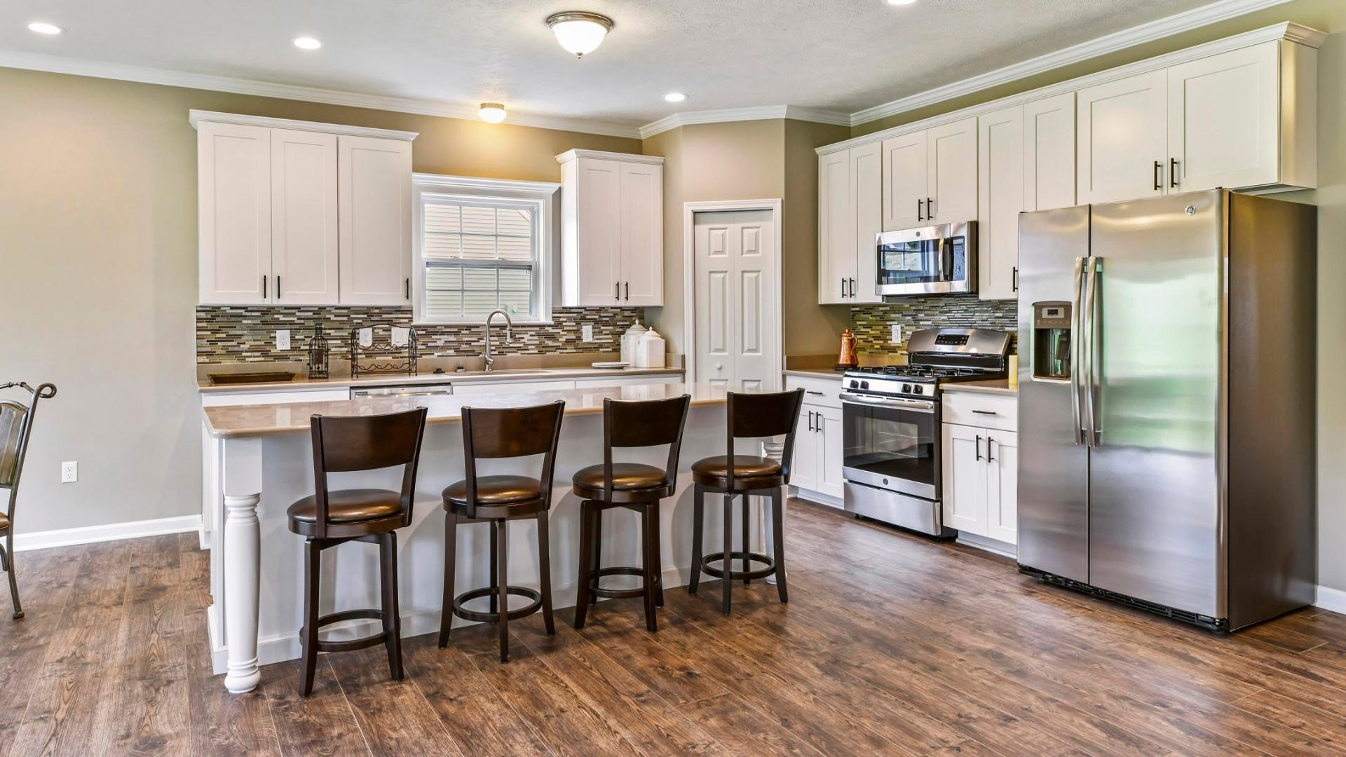 Kitchen featured in the Sanibel By Maronda Homes in Columbus, OH