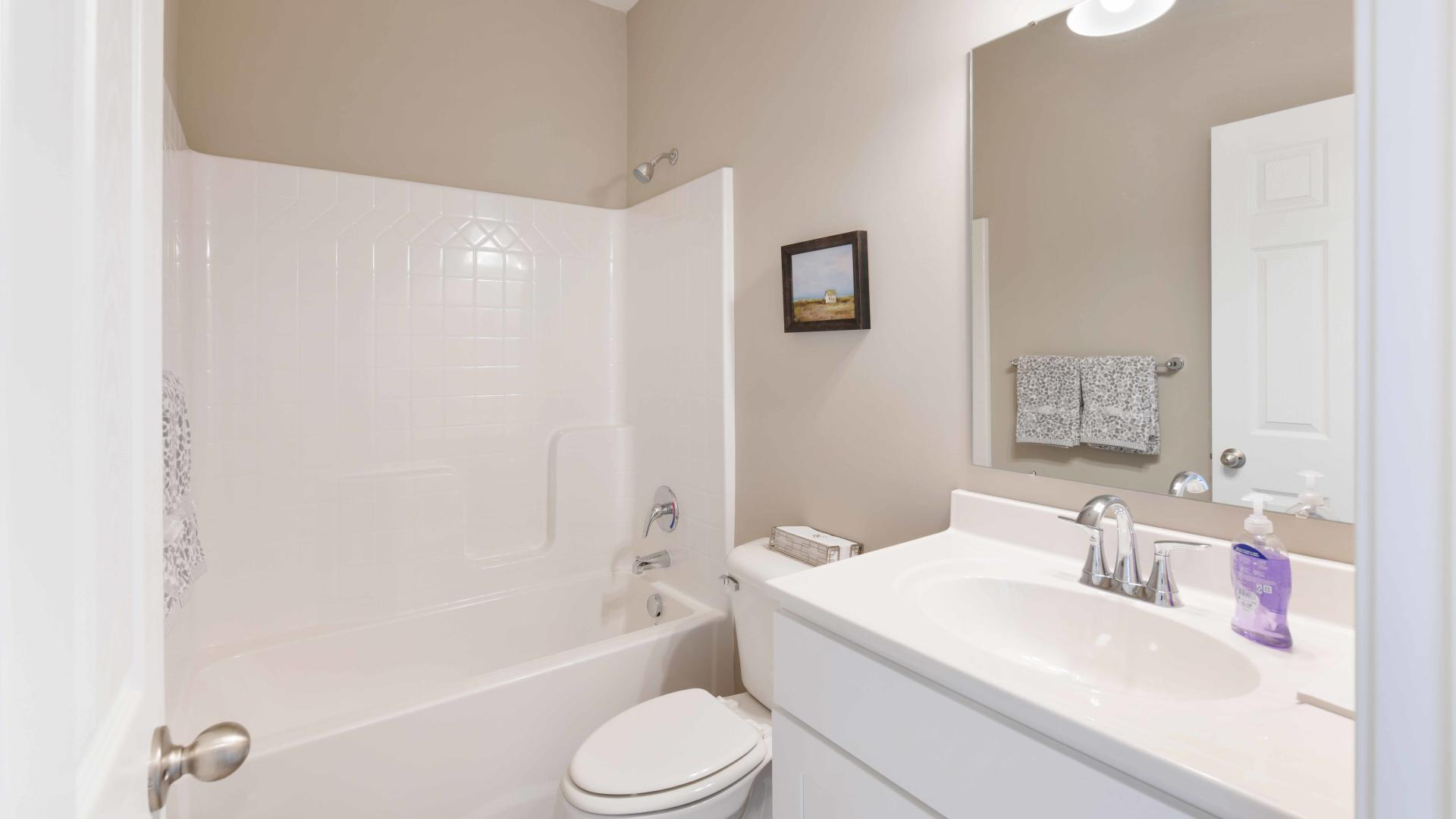 Bathroom featured in the Avalon By Maronda Homes in Pittsburgh, PA