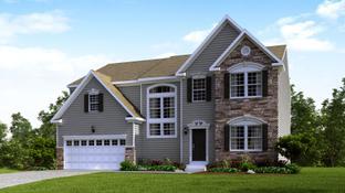 Eisenhower - Carriage Meadows: Liberty Twp, Ohio - Maronda Homes