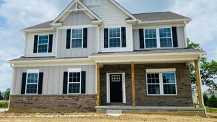 Birmingham - Old Harbor Estates: Lewis Center, Ohio - Maronda Homes
