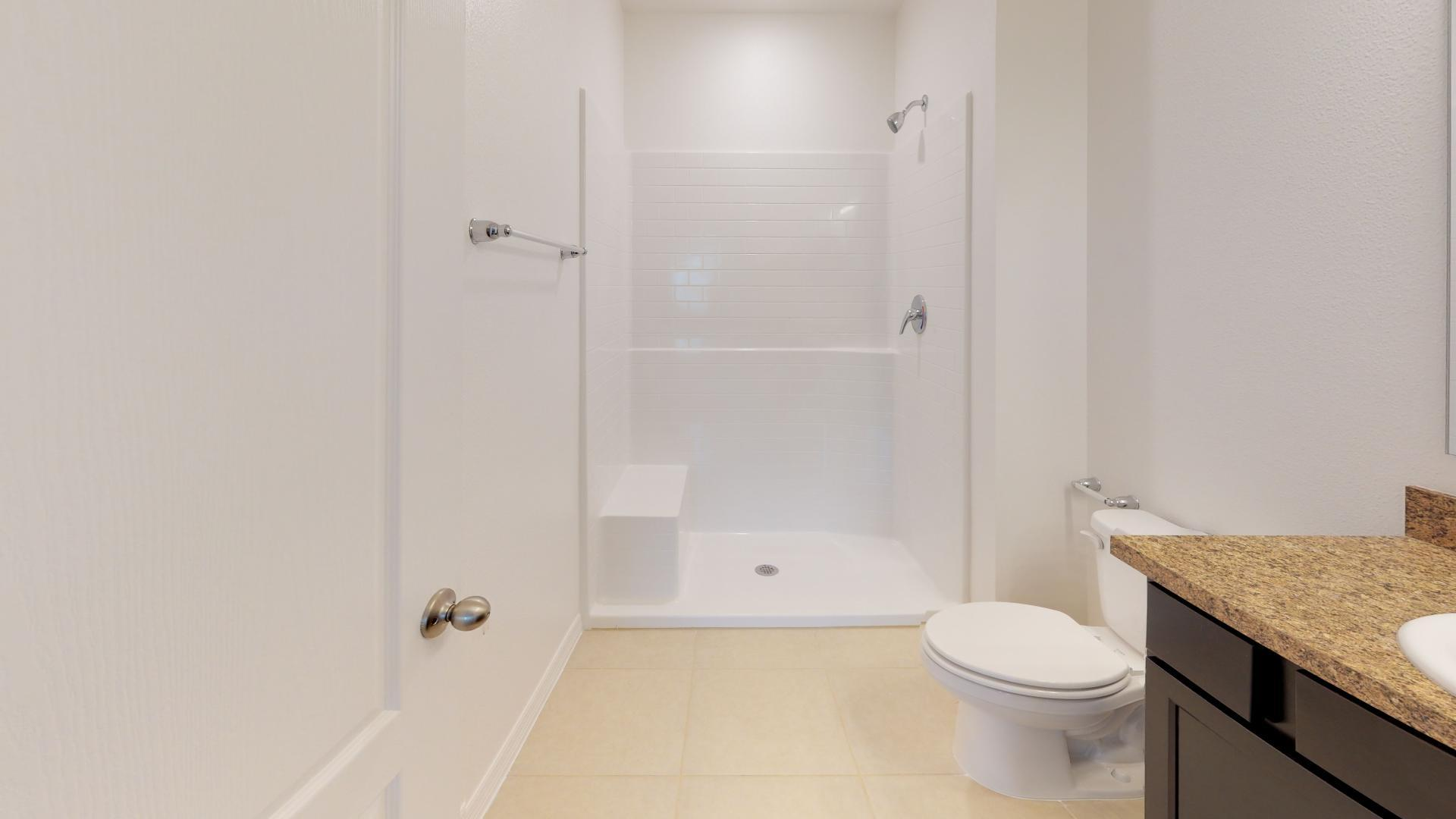 Bathroom featured in the Avella By Maronda Homes in Melbourne, FL