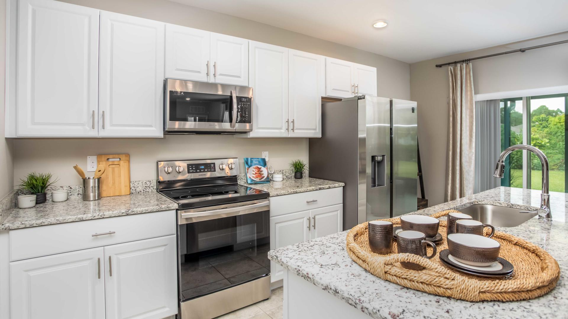 Kitchen featured in the Mesquite By Maronda Homes in Daytona Beach, FL