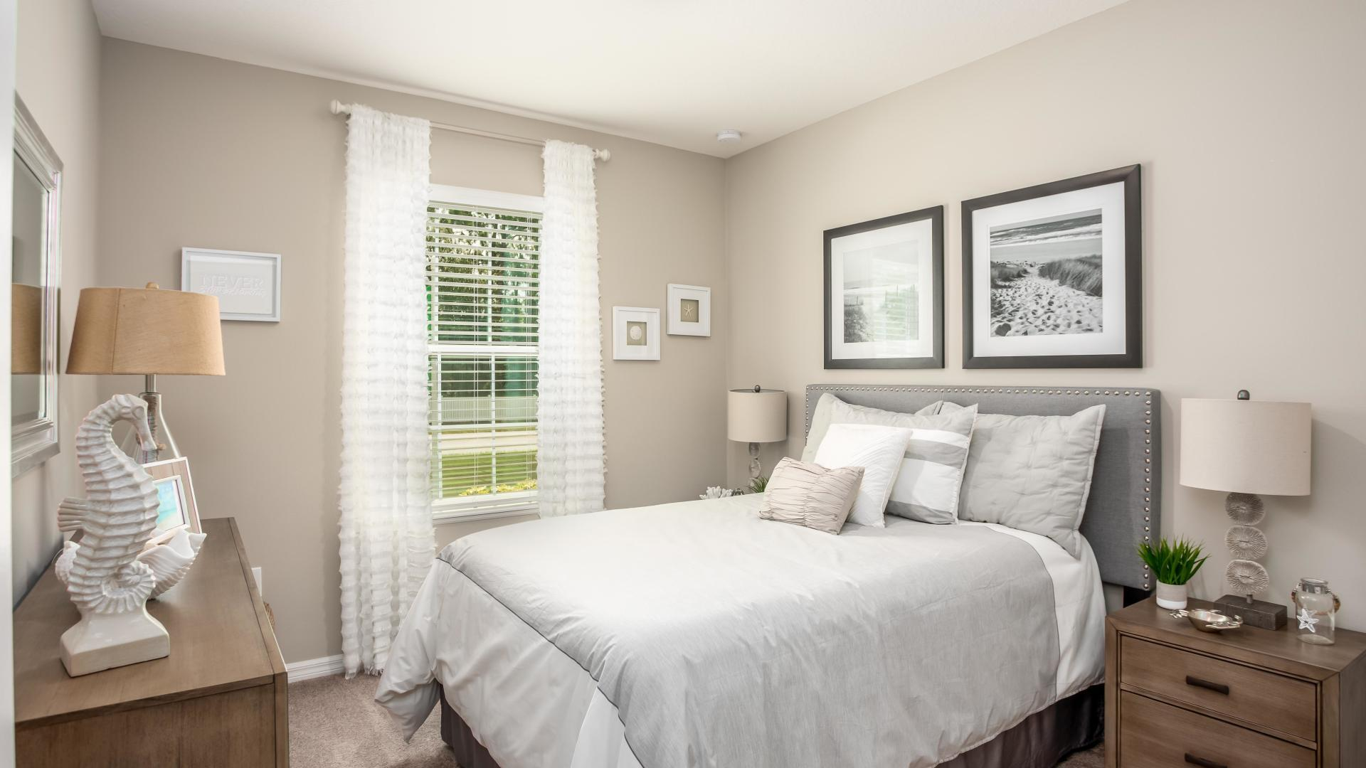 Bedroom featured in the Mesquite By Maronda Homes in Orlando, FL