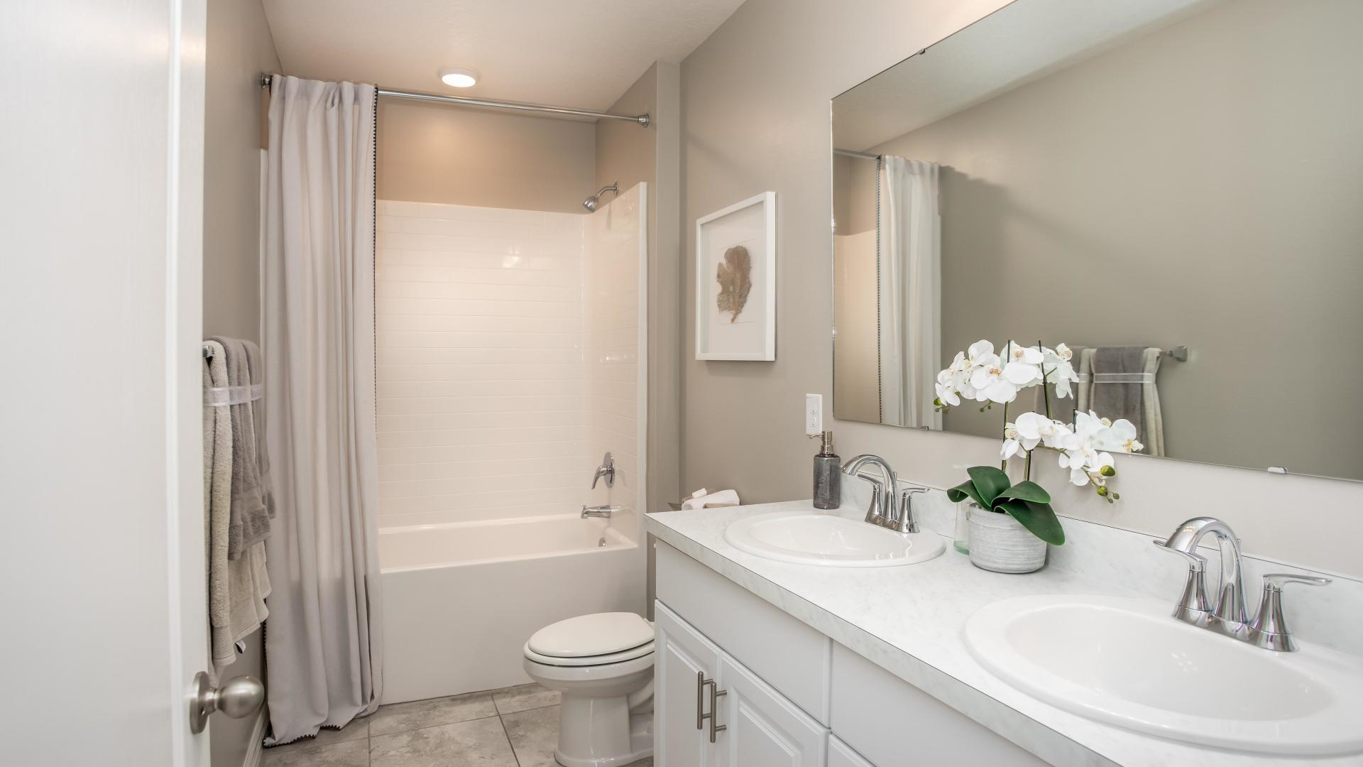Bathroom featured in the Mesquite By Maronda Homes in Daytona Beach, FL