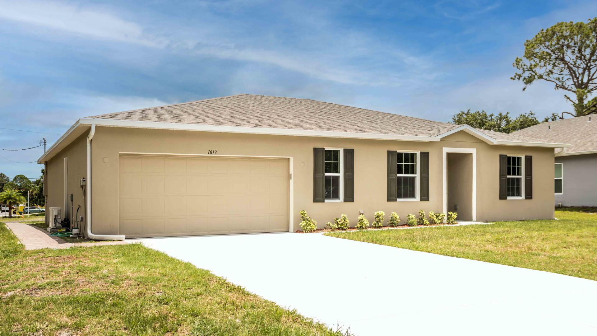 Exterior featured in the Willow By Maronda Homes in Daytona Beach, FL