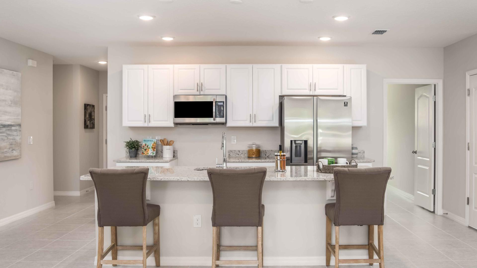 Kitchen featured in the Willow By Maronda Homes in Daytona Beach, FL
