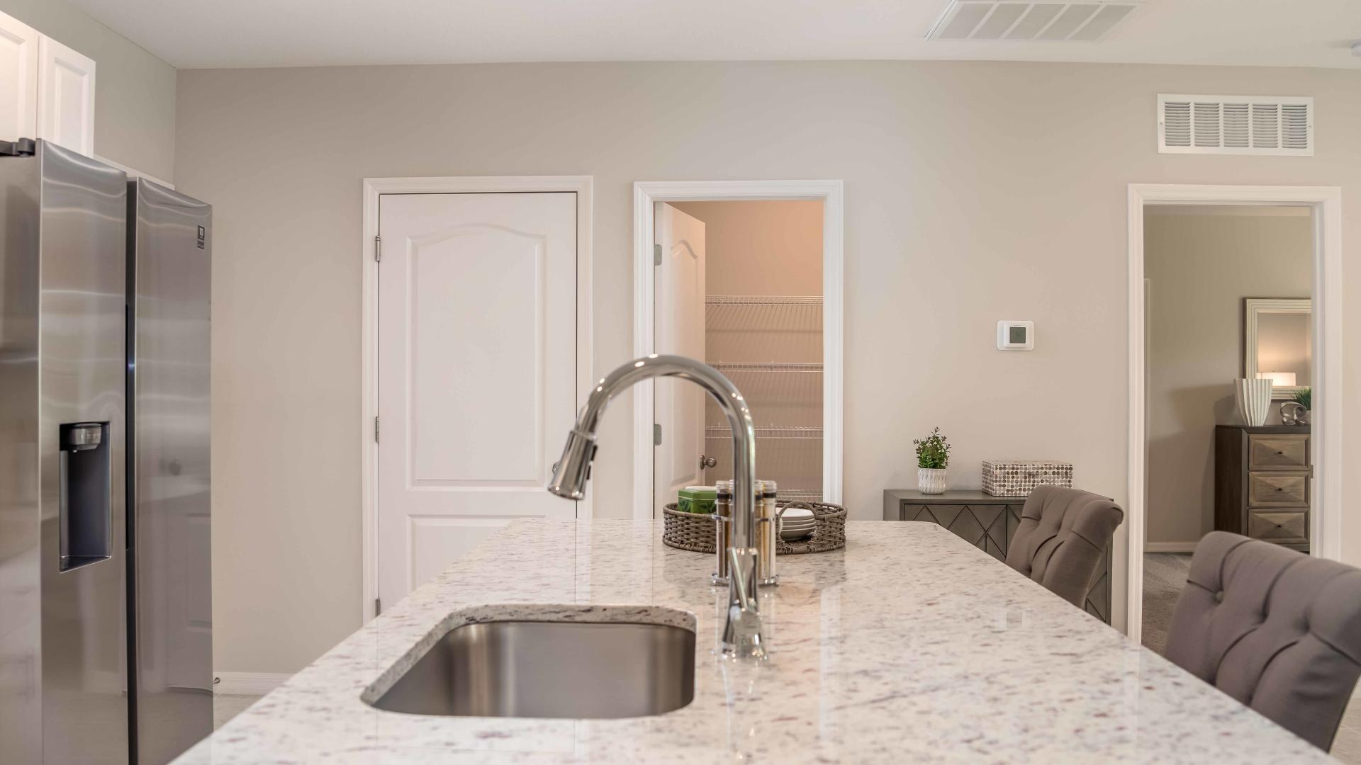Kitchen featured in the Willow By Maronda Homes in Indian River County, FL