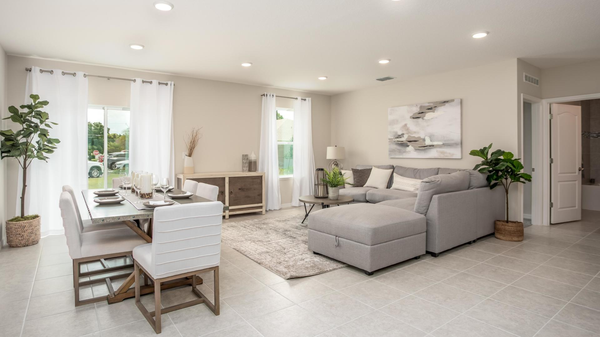 Living Area featured in the Willow By Maronda Homes in Indian River County, FL