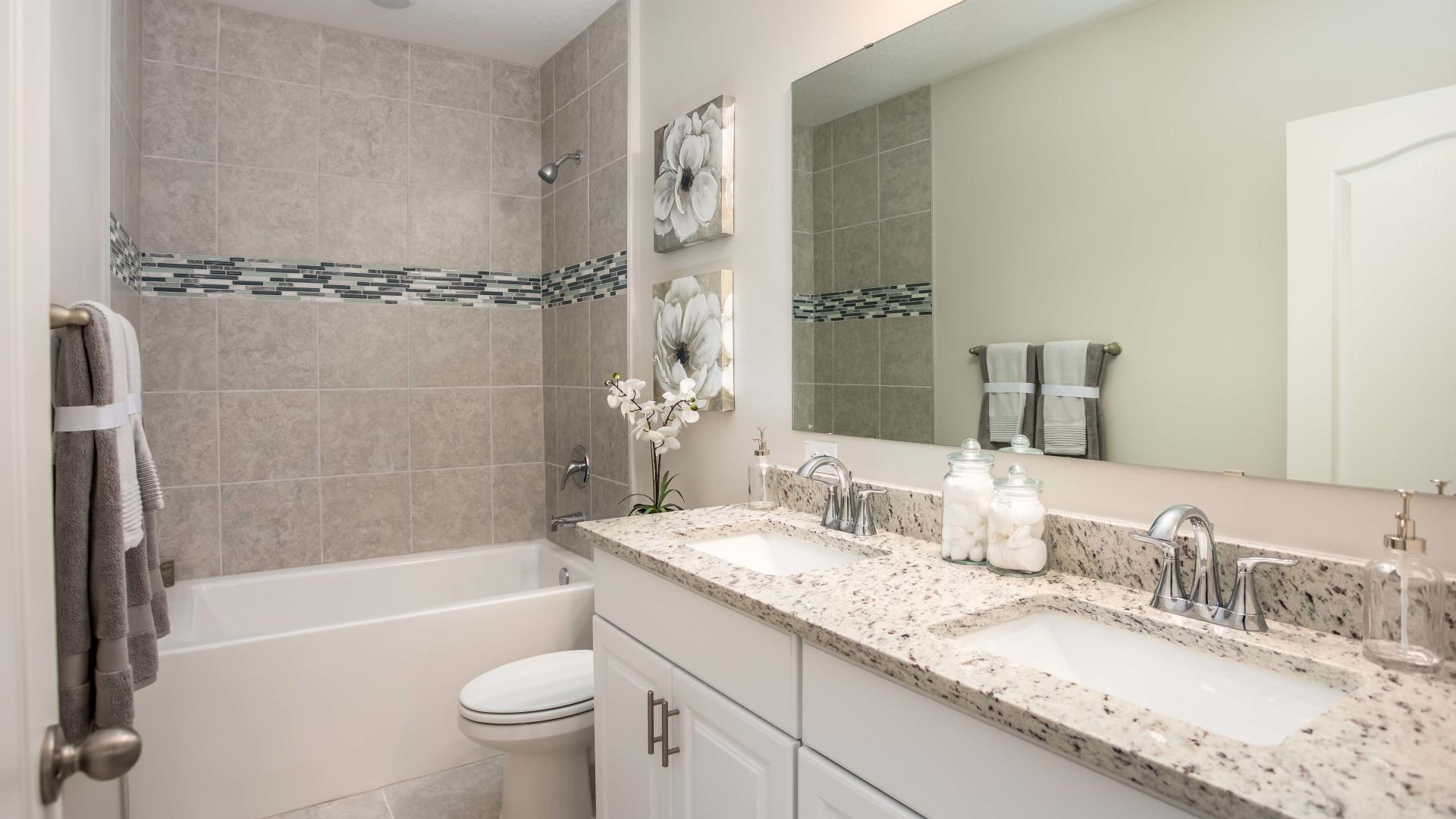 Bathroom featured in the Willow By Maronda Homes in Daytona Beach, FL