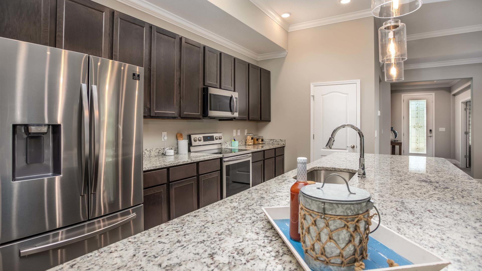 Kitchen featured in the Harmony By Maronda Homes in Daytona Beach, FL