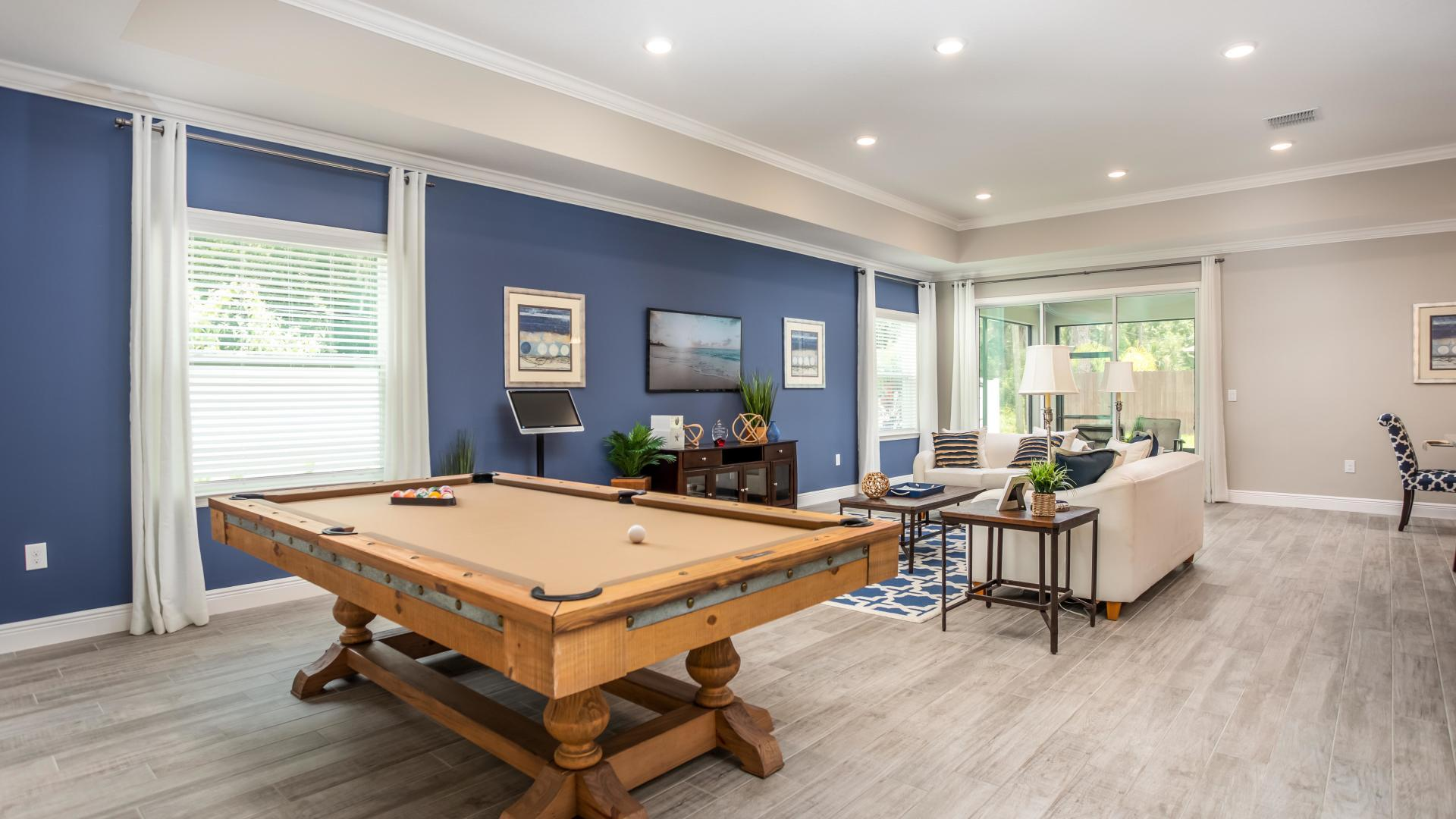 Living Area featured in the Harmony By Maronda Homes in Daytona Beach, FL