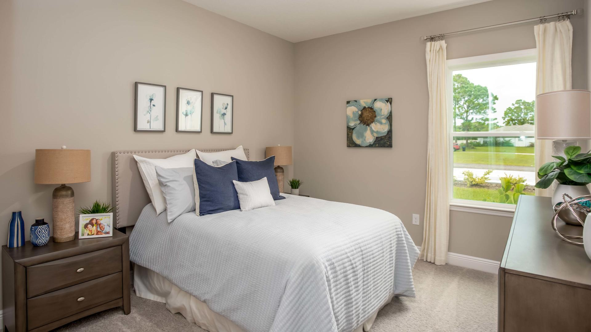 Bedroom featured in the Harmony By Maronda Homes in Daytona Beach, FL