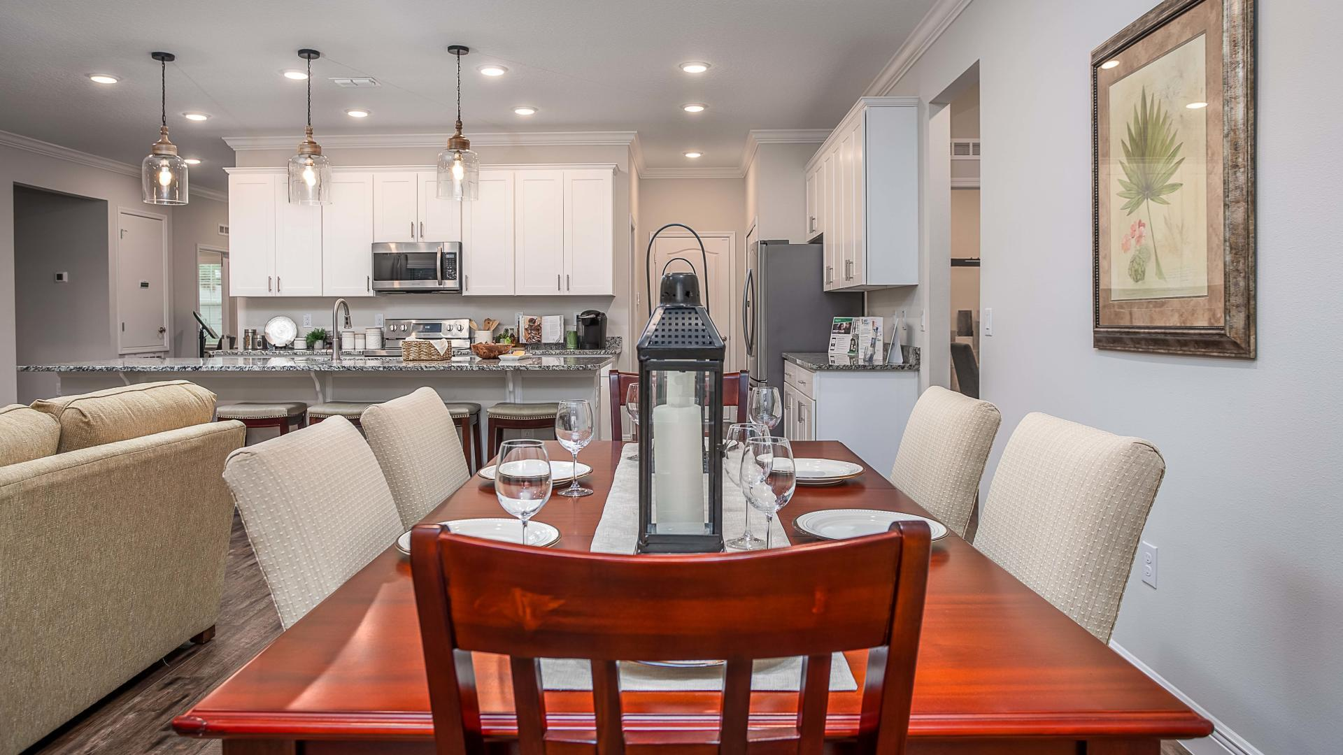 Kitchen featured in the Wilmington By Maronda Homes in Indian River County, FL