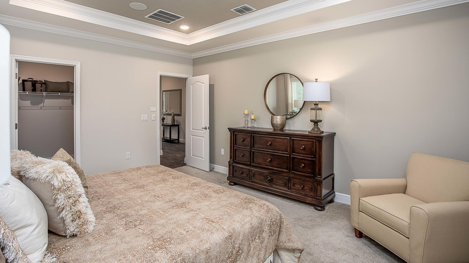 Bedroom featured in the Wilmington By Maronda Homes in Indian River County, FL