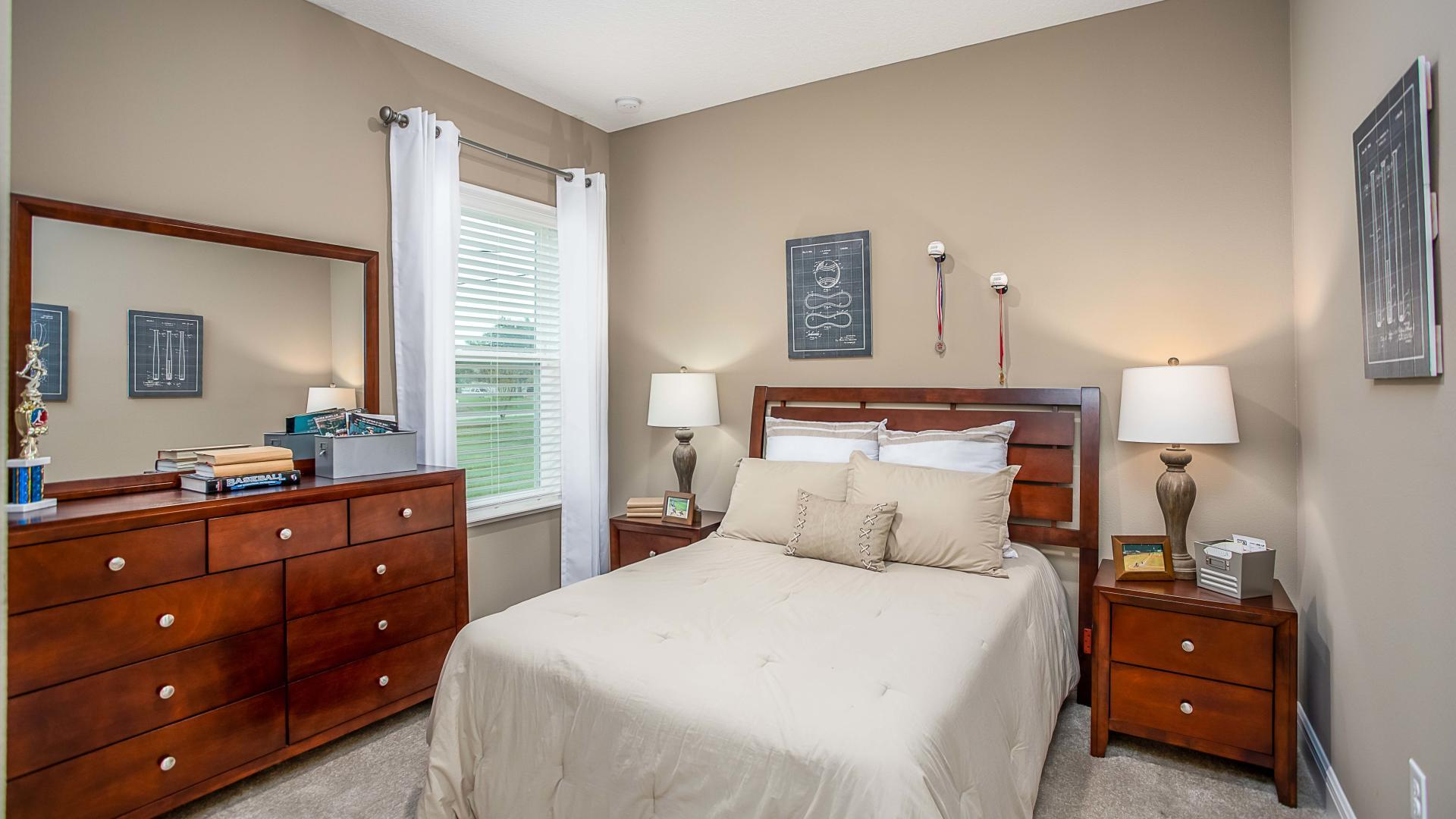 Bedroom featured in the Wilmington By Maronda Homes in Gainesville, FL
