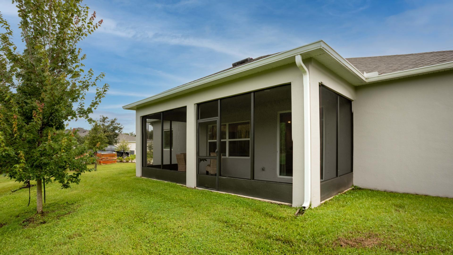 Exterior featured in the Wilmington By Maronda Homes in Indian River County, FL