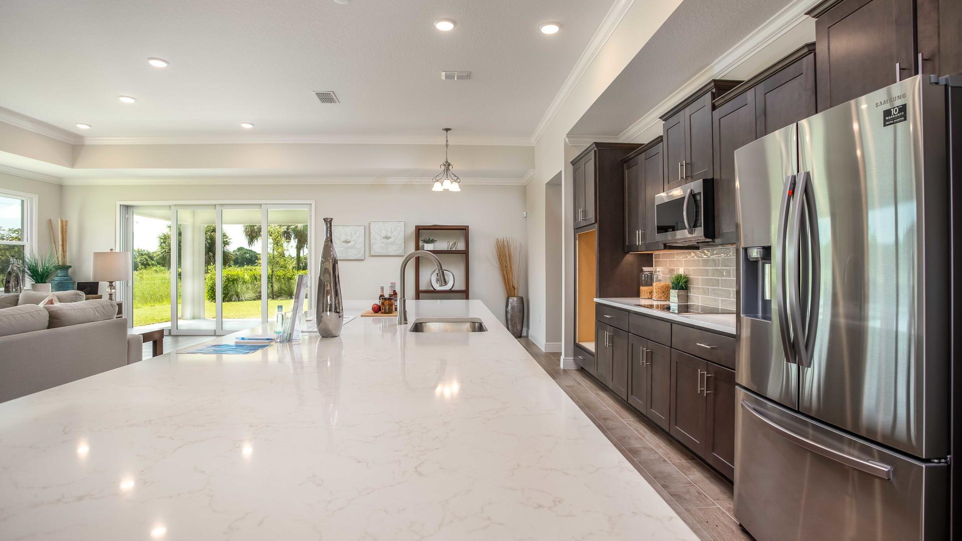 Living Area featured in the Sienna By Maronda Homes in Ocala, FL