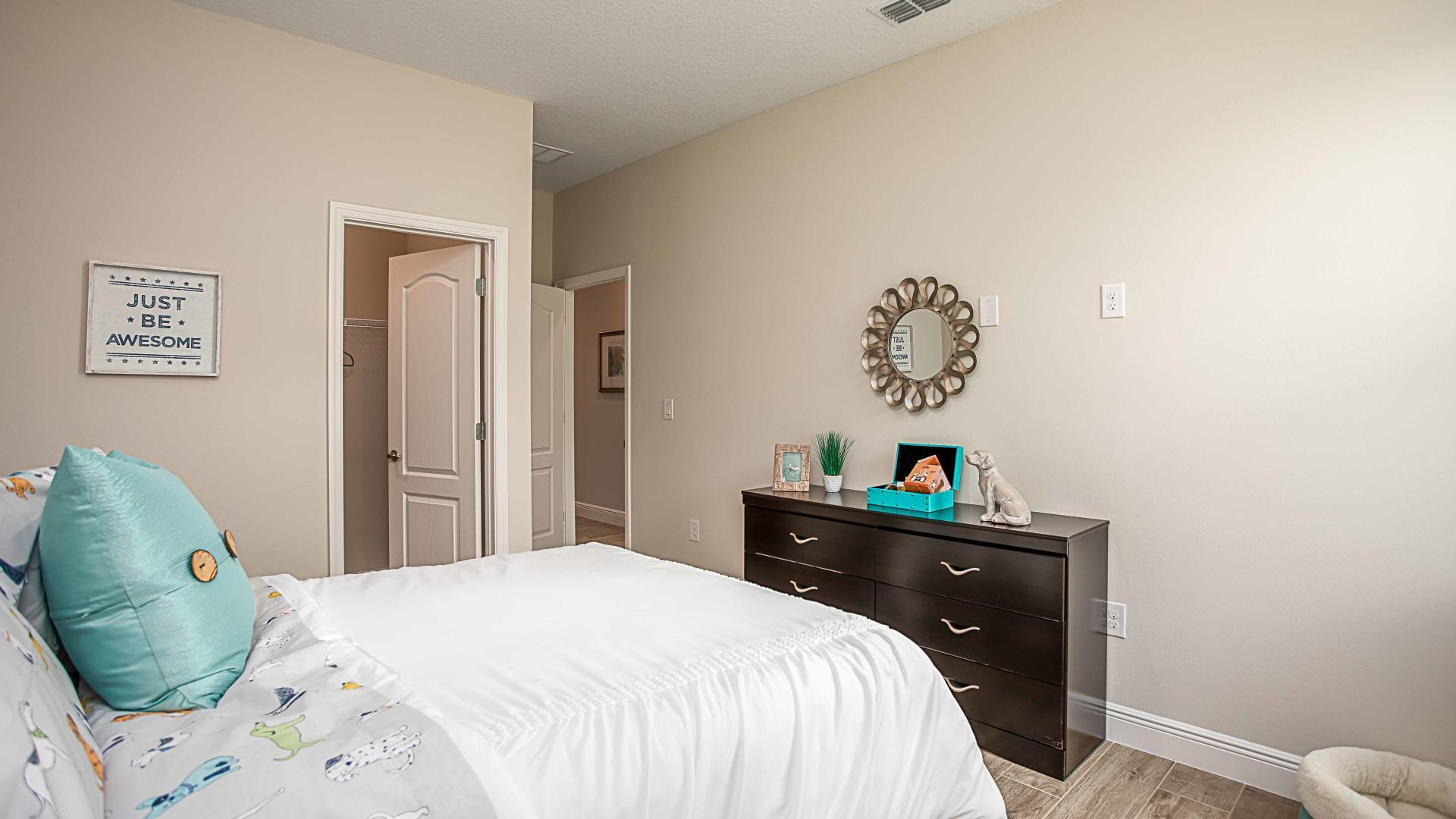 Bedroom featured in the Sienna By Maronda Homes in Orlando, FL
