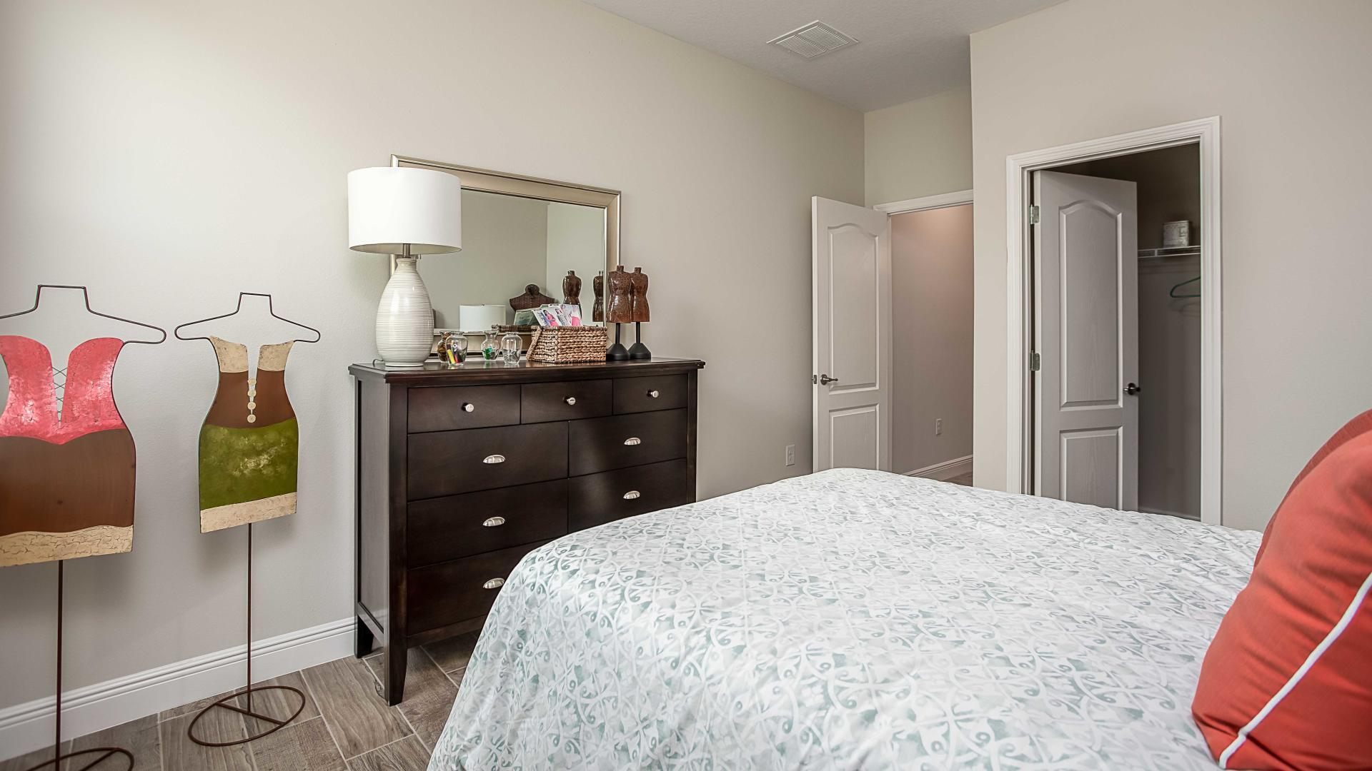Bedroom featured in the Sienna By Maronda Homes in Melbourne, FL