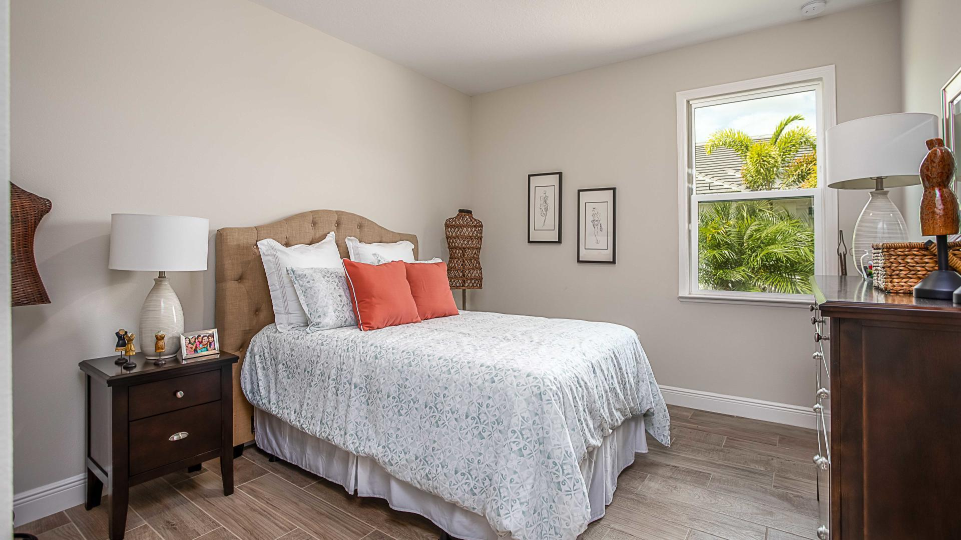 Bedroom featured in the Sienna By Maronda Homes in Martin-St. Lucie-Okeechobee Counties, FL