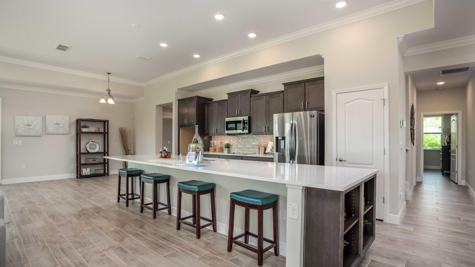 Kitchen featured in the Sienna By Maronda Homes in Melbourne, FL