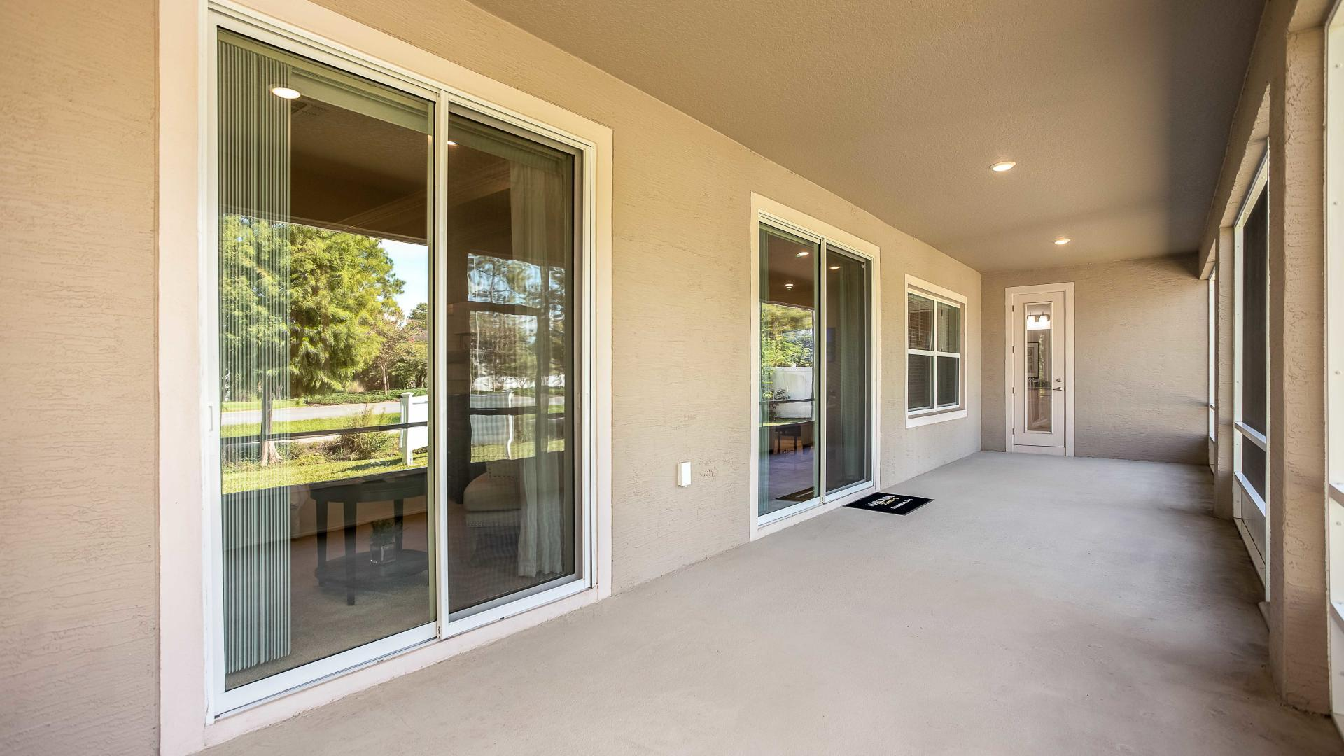 Exterior featured in the Willow By Maronda Homes in Melbourne, FL