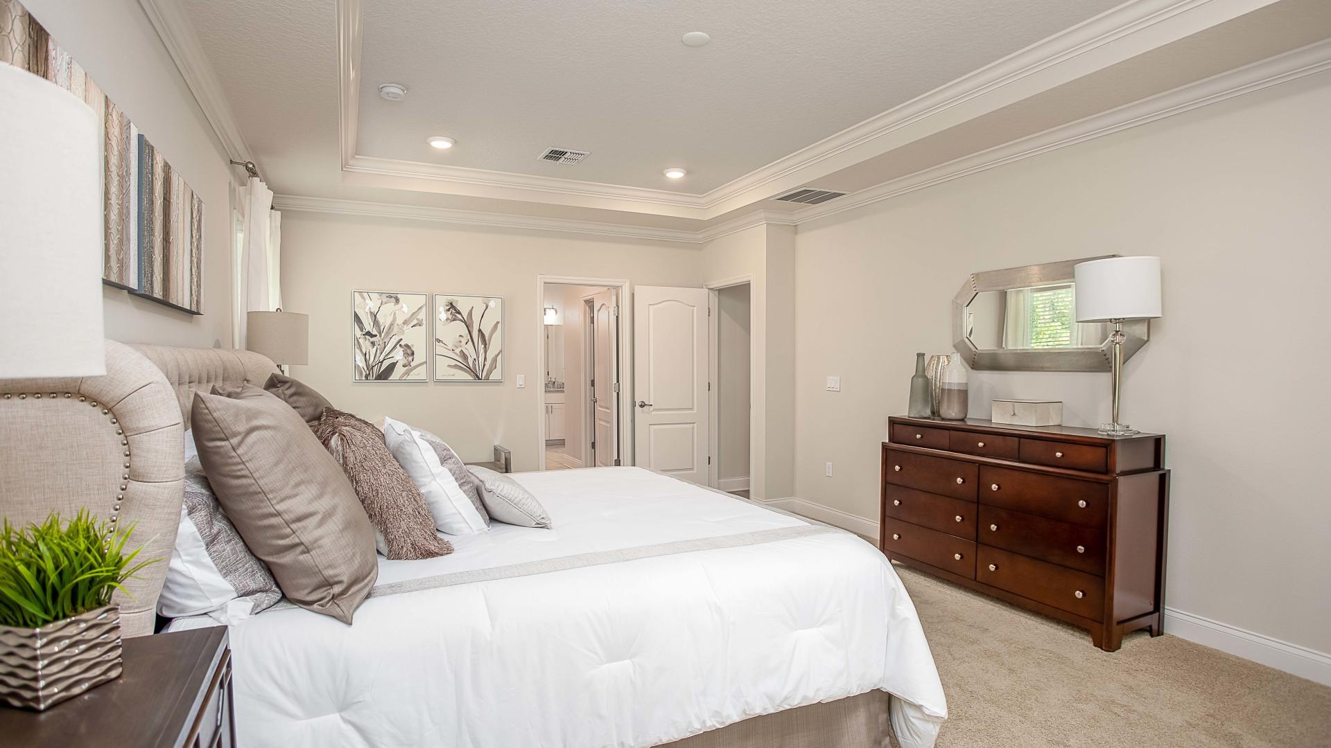 Bedroom featured in the Livorno By Maronda Homes in Ocala, FL