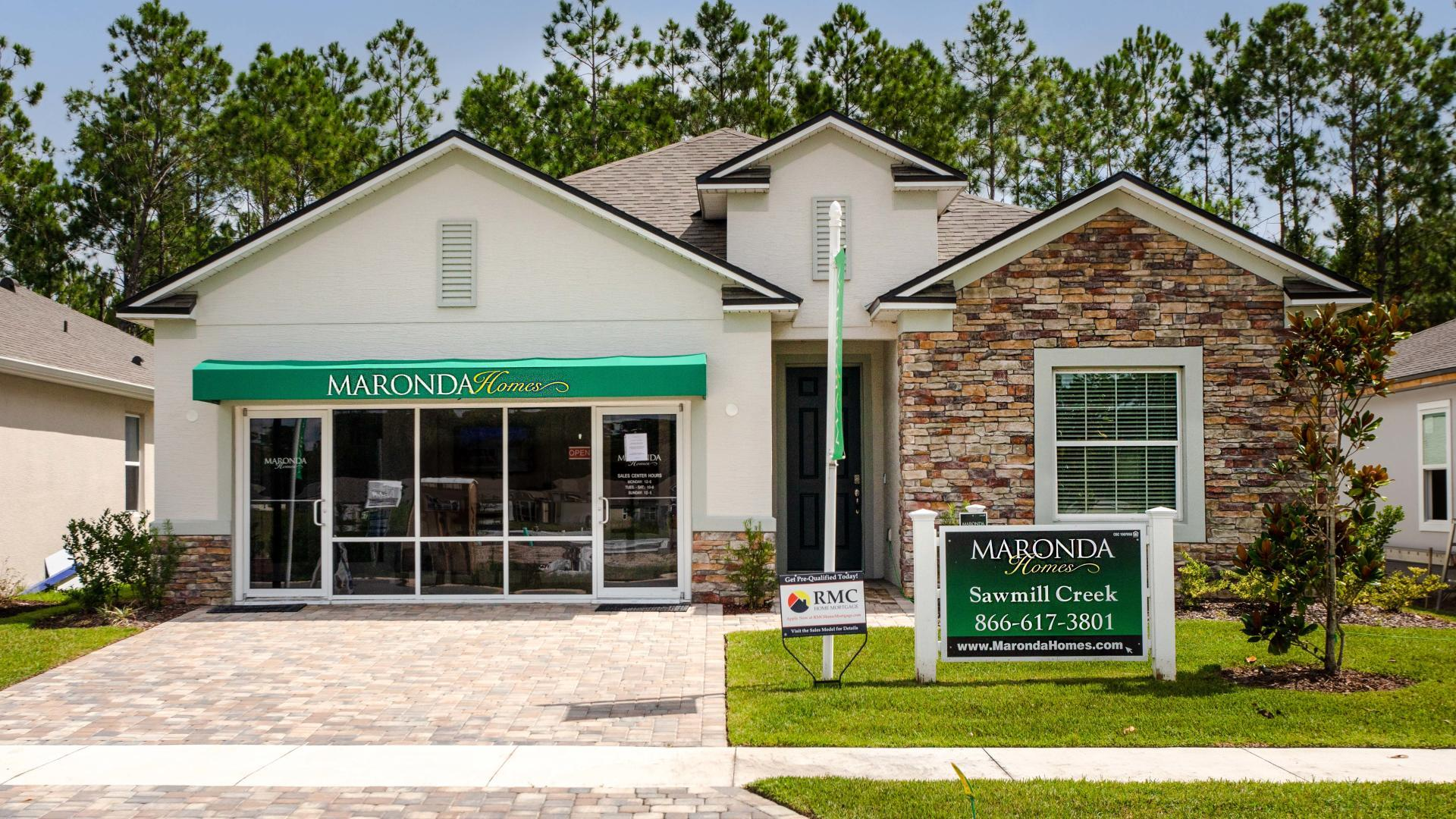 Exterior featured in the Miramar By Maronda Homes in Indian River County, FL