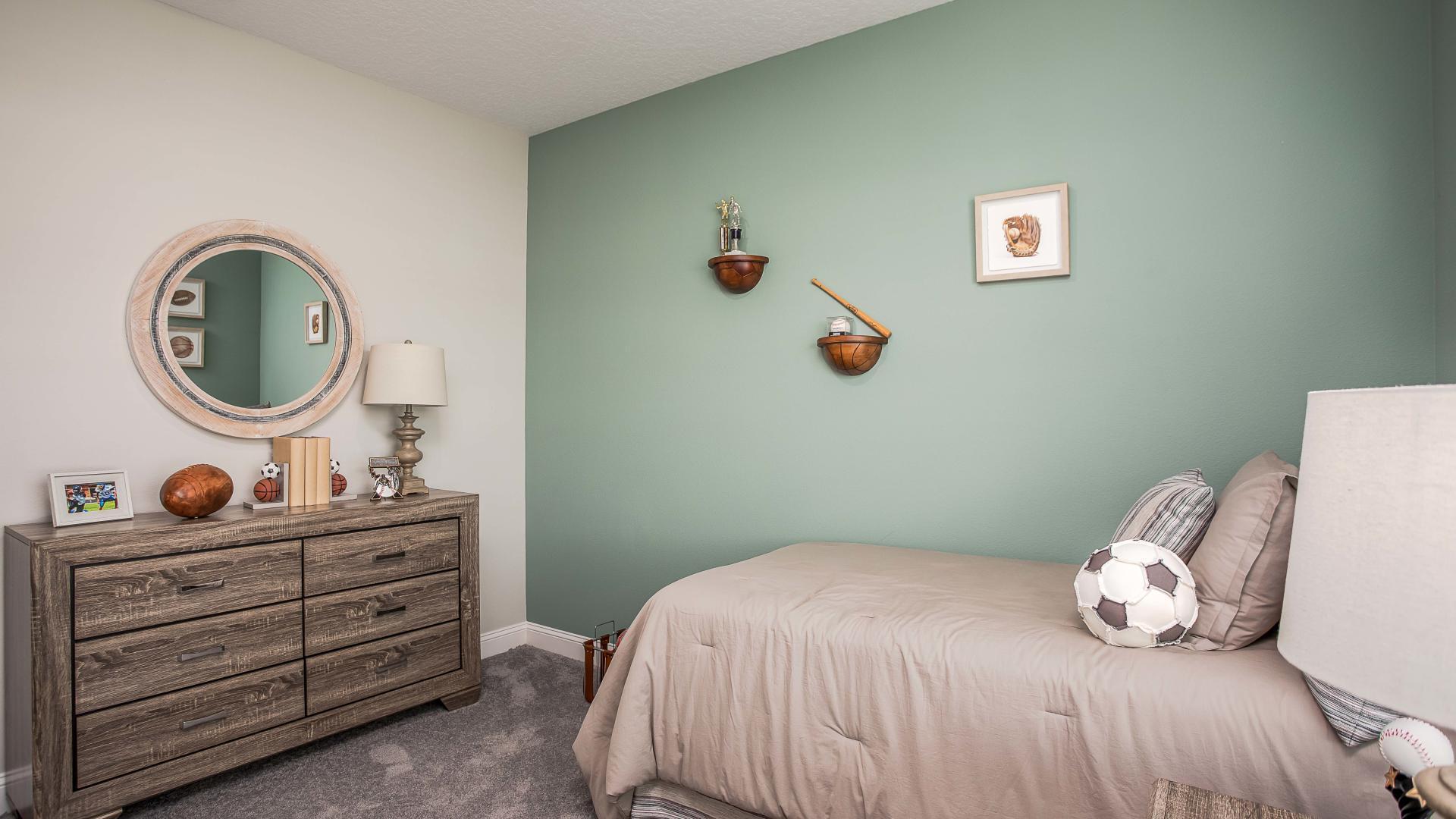 Bedroom featured in the Miramar By Maronda Homes in Daytona Beach, FL
