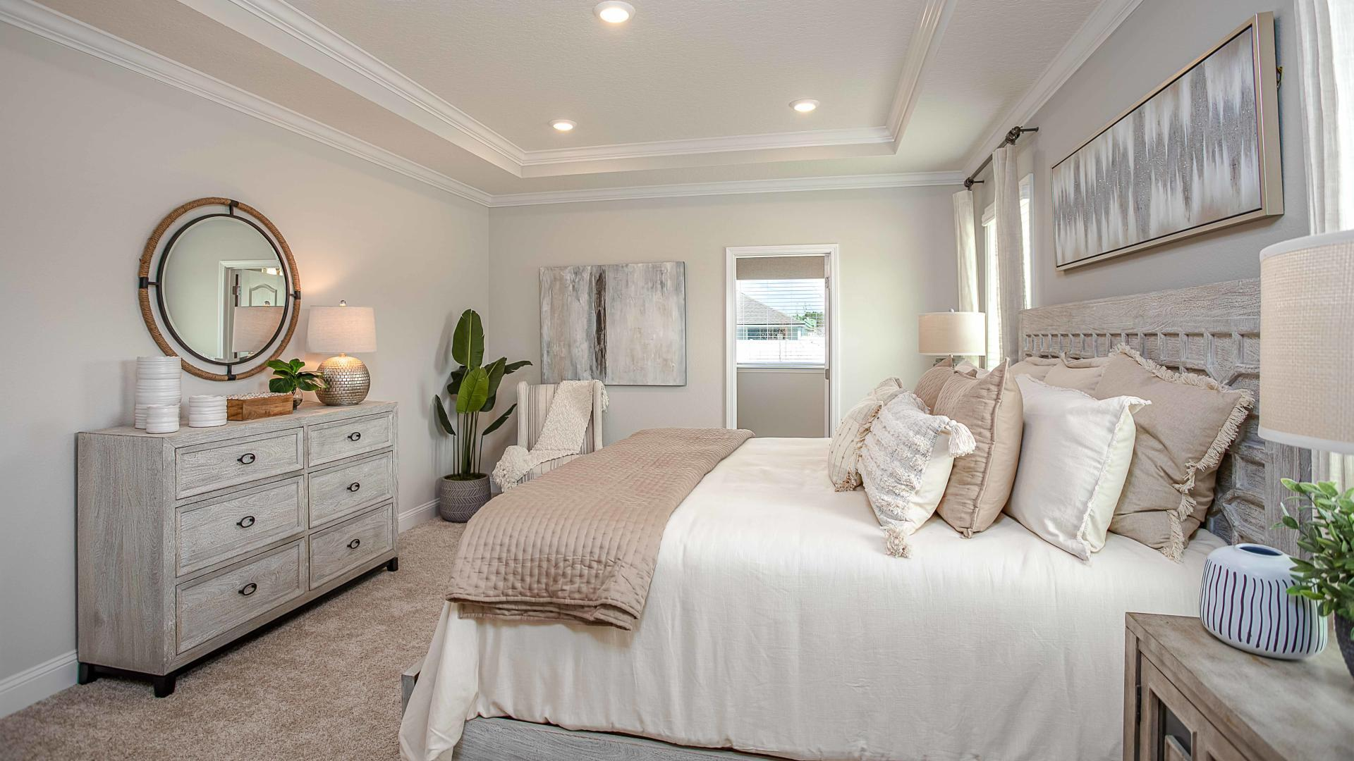 Bedroom featured in the Huntington By Maronda Homes in Ocala, FL